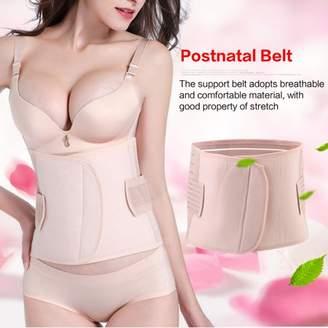 Yosoo Postpartum Support ,Women Postnatal Bandage Maternity Postpartum Belt Waist Belly Recovery Band Waist Belt Shapewear Belly Wrap(XL)