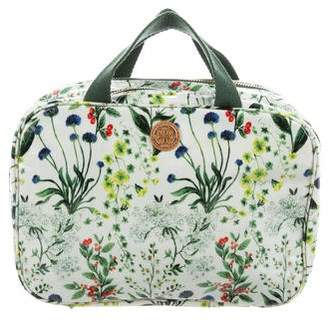 Tory Burch Floral Cosmetic Bag