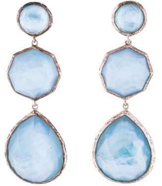 Ippolita Quartz Doublet Crazy 8s Drop Earrings