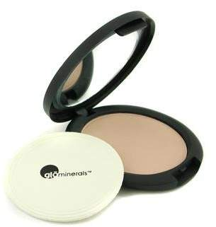Glo Exclusive By GloPressed Base (Powder Foundation )- Golden Light 9.9g/0.35oz by