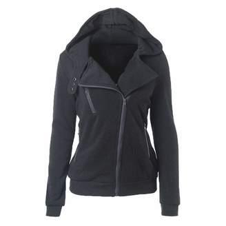 2c0373adb6bf Harajuku Lovers Piiuiy Yuik Hoodies Jackets Zipper Hoody Jumper Overcoat  Outwear Female Sweatshirts