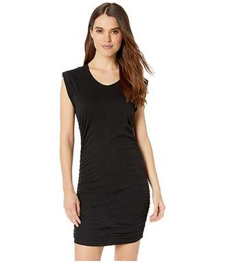 Splendid Ruched Side Dress