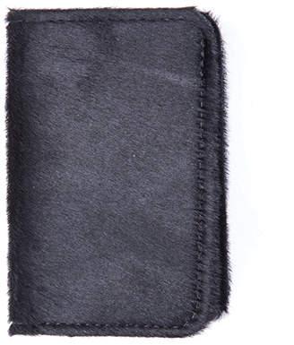 William Dubai Black Hair Wallet