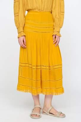Sea Poppy Skirt