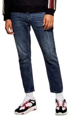 Topman Rigid Tapered Jeans
