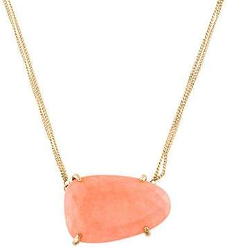 Kendra Scott Dyed Howlite Pendant Necklace