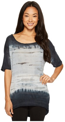 Hard Tail - Slouchy Back Tee Women's T Shirt $60 thestylecure.com