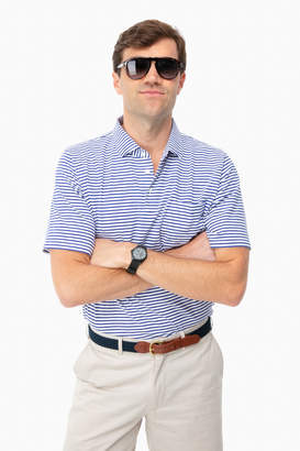 Gents B Draddy White Tanembaum Tommy Polo