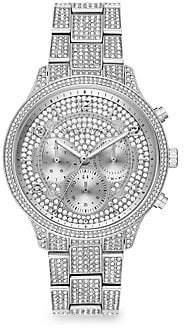 Michael Kors Women's Runway Chronograph Stainless Steel Watch