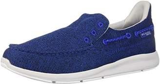Columbia PFG Men's Delray Slip PFG Boat Shoe Azul
