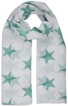 Berydale Women's Scarf, shawl with stars