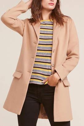 BB Dakota Twill Camel Coat