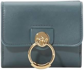Chloé Tess small square wallet