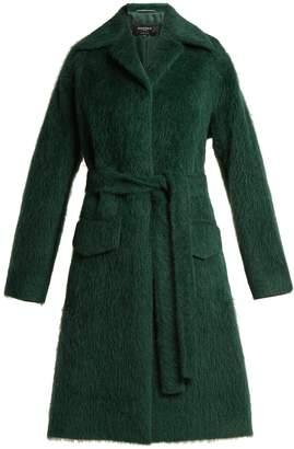 Rochas Alpaca-blend belted coat