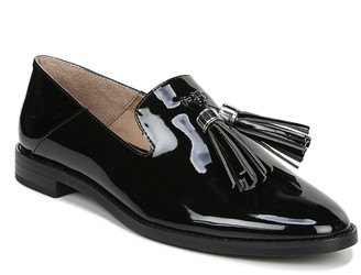 Franco Sarto Slip-On Loafers with Tassle Detail- L Hadden