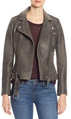 IRO Junmie Leather Jacket