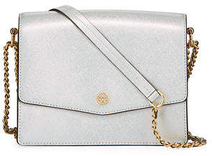 5e5d2ea7499 Tory Burch Silver Snap Closure Bags For Women - ShopStyle Canada