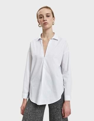 Stelen Jade Pinstripe Shirt