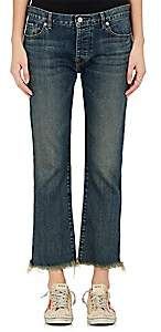 Nili Lotan Women's Boyfriend Jeans - Dk. Blue