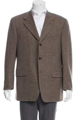 Canali Wool Three-Button Suit