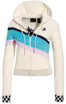 Puma by Rihanna Palm Graphic Terry Cloth Hoodie
