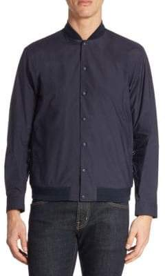Tommy Hilfiger Button-Front Long Sleeve Jacket
