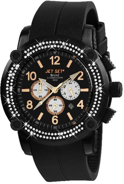 Jet Set of Sweden Beirut Collection J3873B-267 Unisex Watch
