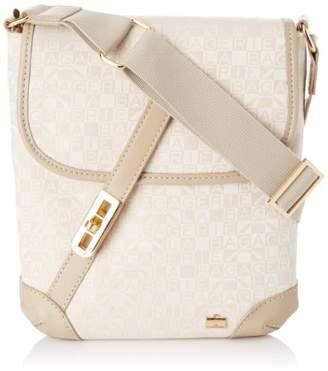 La Bagagerie Women's Vill Lb Cross-Body Bag Beige