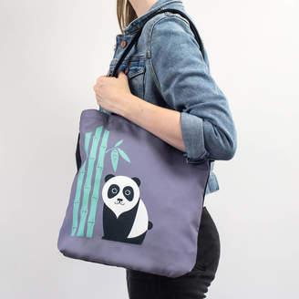 Laura Danby Panda Tote Bag