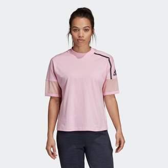 adidas (アディダス) - W Z.N.E. 半袖 Tシャツ