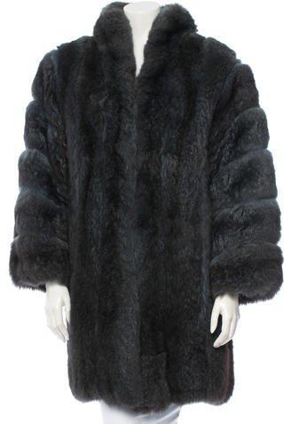 Fendi Fox Fur Coat