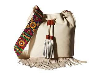 Sam Edelman Cindy Bucket Cross Body Handbags