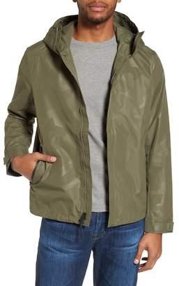 Woolrich Atlantic Camo Hooded Jacket
