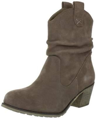 Andrea Conti 1124167 Ankle Boots Womens Beige Size: 8 ( EU)