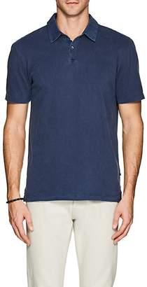 James Perse Men's Cotton Jersey Polo Shirt