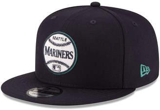 New Era Seattle Mariners Vintage Circle 9FIFTY Snapback Cap