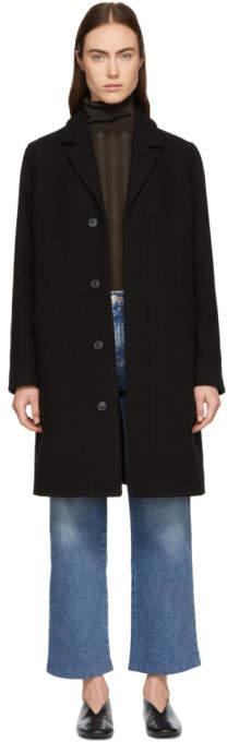 Black Eleven Coat