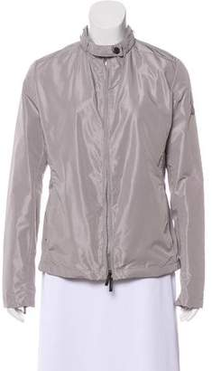 Calvin Klein Collection Casual Zip-Up Jacket