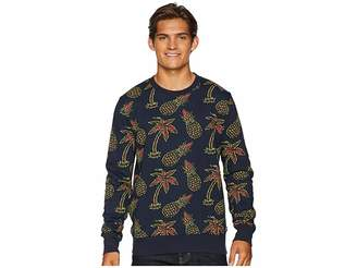 Wesc Miles Pineapple Pullover Men's Clothing