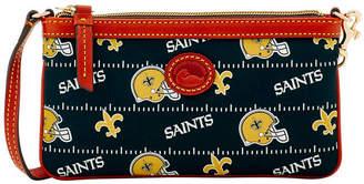 Dooney & Bourke New Orleans Saints Nylon Wristlet