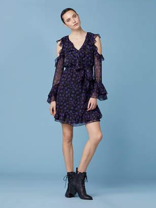 Diane von Furstenberg The Joni Silk Dress