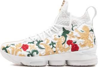 Nike Lebron 15 Perf 'King's Cloak' - White