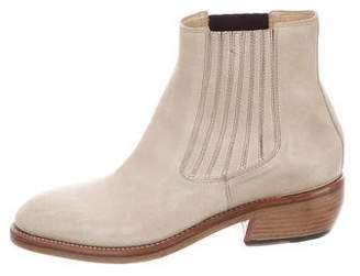 Free Lance Freelance Leather Ankle Boots