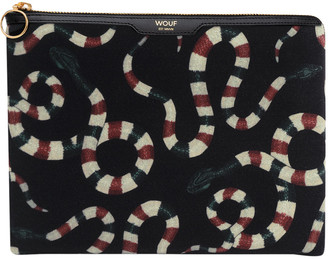 Wouf - Snakes iPad Case
