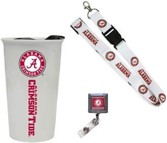 Alabama Crimson Tide Badge Holder, Lanyard & Tumbler Job Pack