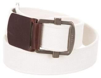 Marni Woven Buckle Belt