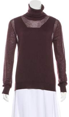 Calvin Klein Collection Cashmere Turtleneck Knitwear