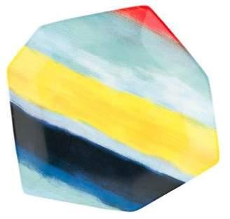Diane von Furstenberg Set of 3 Power Stone Dessert Plates