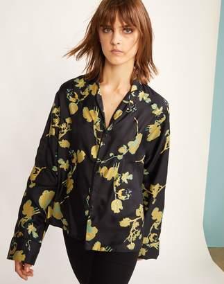 Cynthia Rowley Wipeout Floral Night Shirt