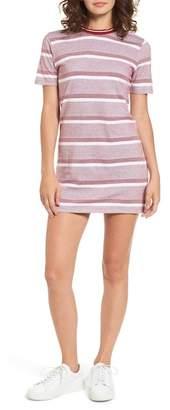 RVCA Howl Stripe T-Shirt Dress
